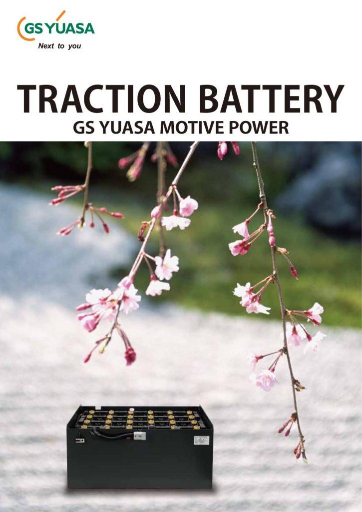 Battery Forklift GS Yuasa