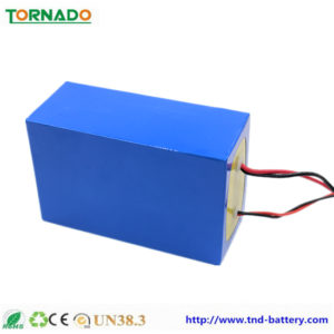 Spesifikasi Battery Lithium LifePO4