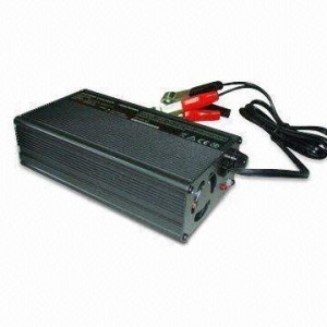 battery charger model switching