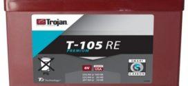 Battery Trojan T105