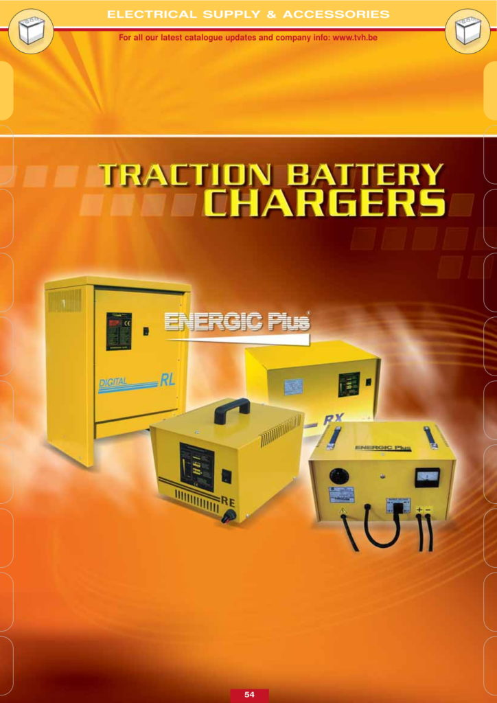 Battery Charger forklift