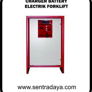 CHARGER BATTERY FORKLIFT 48VDC100A | CHARGER BATTERY ELEKTRIK FORKLIFT